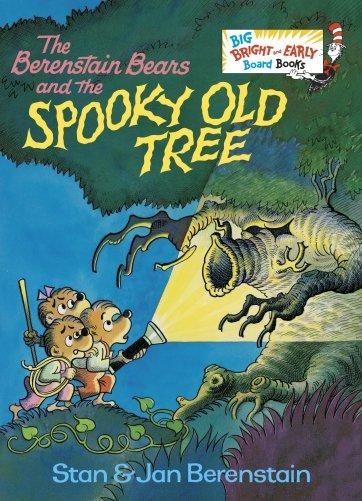 spooky old tree