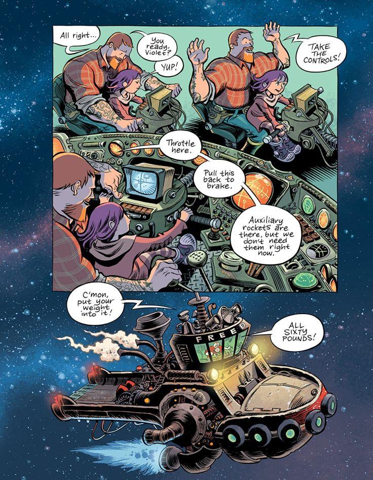 space dumplins page